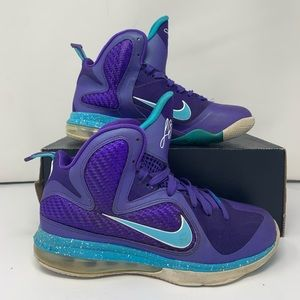 Nike Lebron 9 Summer Lake Hornets